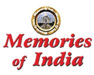 Memories of India Logo